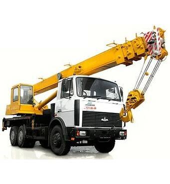 Пропонуємо кран автомобільний Машека КС-55727