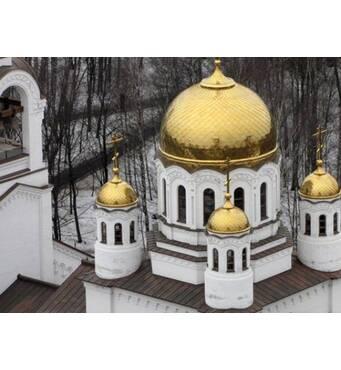 Изготовление куполов церквей заказывайте в НПФ ЛАД!