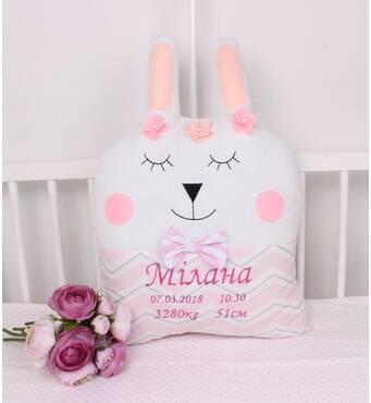 Именные бортики подушки купить в интернет-магазине Мирамель