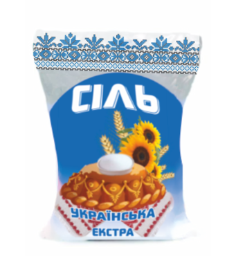 Соль экстра фасованная в упаковки 1 кг купить оптом