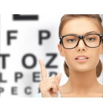 Здійснюємо підбір прогресивних окулярів