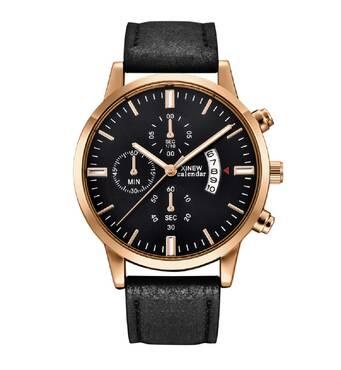 Кварцевые мужские часы высокого качества!