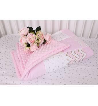 Одеяло детское для новорожденных от Мирамель