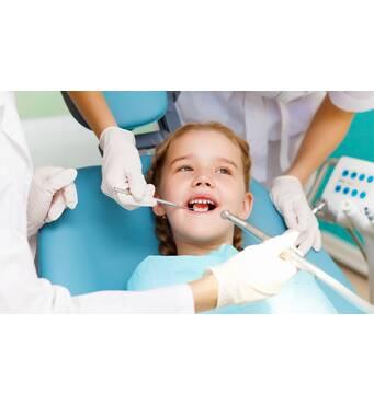 Детский стоматолог Киев - записывайтесь на прием!