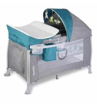 Манеж ліжко з москітною сіткою в нашому асортиметі