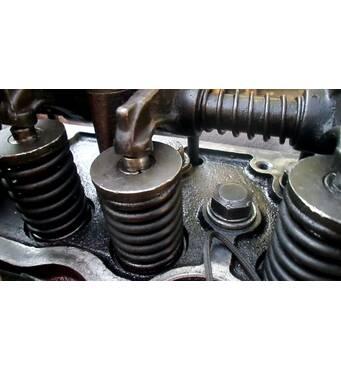 Регулювання клапанів двигуна deutz замовити