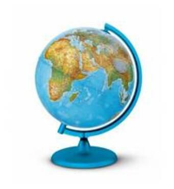 Глобус географічний купити