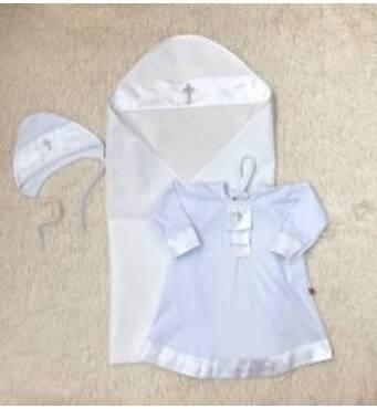 Крестильный набор для новорожденного предлагаем купить у нас!