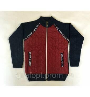 Предлагаем приобрести вязаный свитер для мальчика