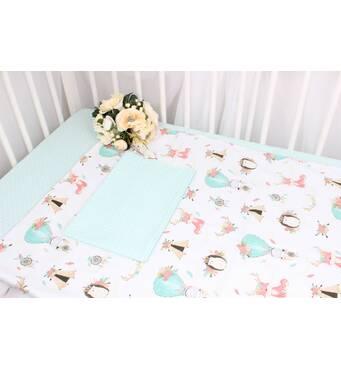 Детские комплекты в кроватку для новорожденных Мирамель – цены оптимальные!