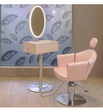 Крісло перукарське Musette REC. MALETTI Італія