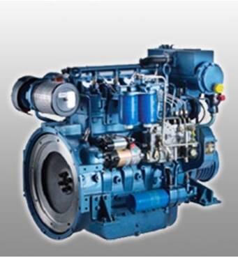Купить судовые двигатели deutz