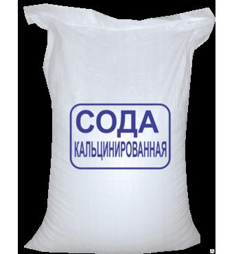 Купить кальцинированную соду во Львове марки Б