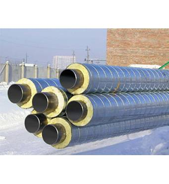 Изоляция труб ППУ – качественная услуга от нашей компании!