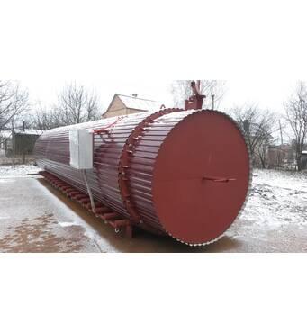 Предлагаем оборудование для термической обработки древесины высокого качества!