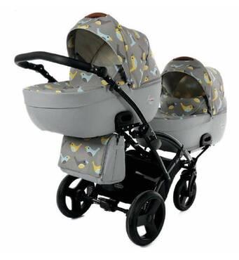 Детские коляски для близнецов купить недорого