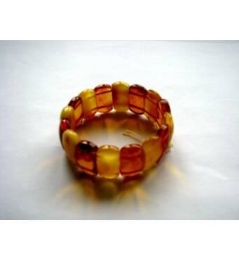 Візьми частинку сонця з собою: браслет з бурштину купити в Луцьку