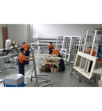 Робота в Чехії для жінок. Виготовлення алюмінієвих вікон. По біо/візах