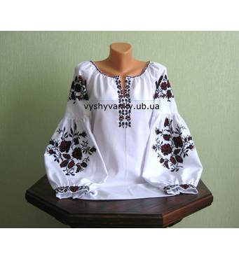 Старовинна вишиванка купити Київ