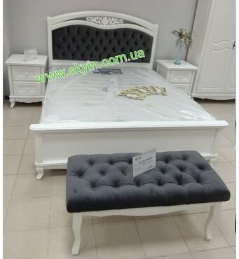Ліжко Венеція з приліжковими тумбами