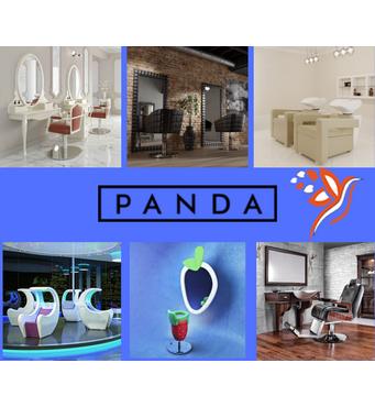 Стиль оборудования для салонов красоты от ТМ ПАНДА Польша