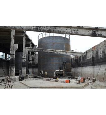 Ремонт резервуарів для зберігання нафтопродуктів на всій території України