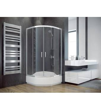 Купити напівкруглі душові кабіни, ціна 11399 грн.