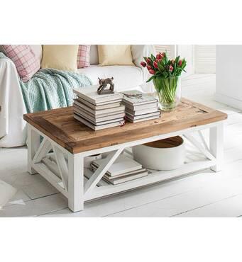 Красивий журнальний столик прованс під замовленняу West Wood!