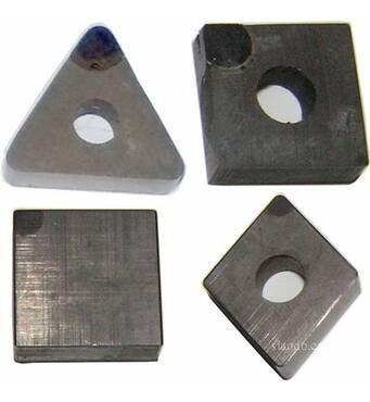 Купуйтезмінні пластини з ріжучої кераміки Union Materials Cerabit