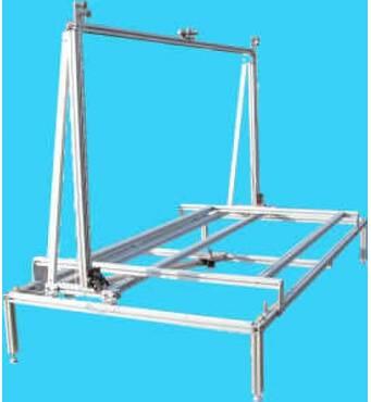 Реалізуємо надійний верстат для фігурного різання пінопласту
