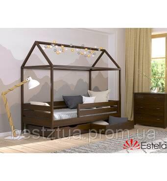 Купить кровать деревянную детскую в Житомире