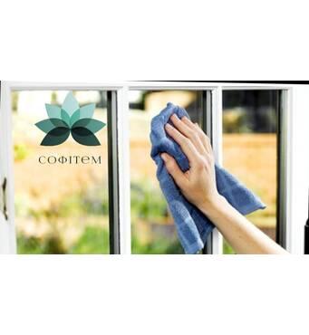 Миємо вікна будь-якої складності