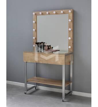 Покупайте стильное зеркало для визажа у нас!