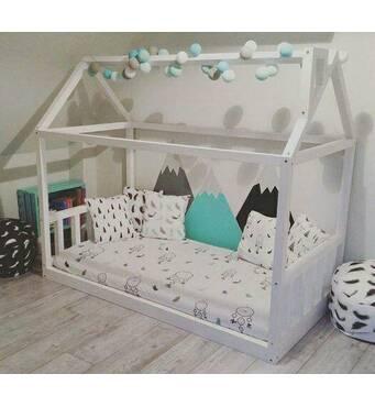 Детская кровать домик Львов заказывайте у нас!