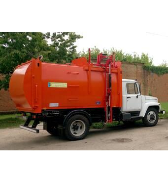 """Підприємство""""Турбівський машинобудівний завод"""" пропонує купити сміттєзбиральну машину!"""