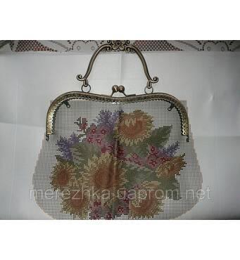 Пропонуємо купити заготовку сумки під вишивку бісером недорого