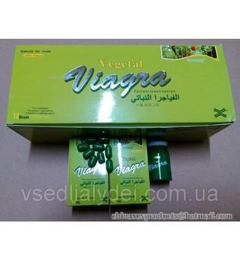 Препарат для потенції Vegetal Viagra - Vip на основі натуральних рослинних компонентів