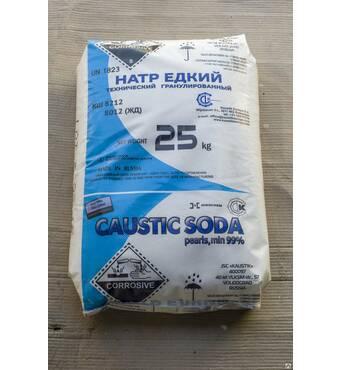 Купити соду каустичну можна у перевіреного постачальника!