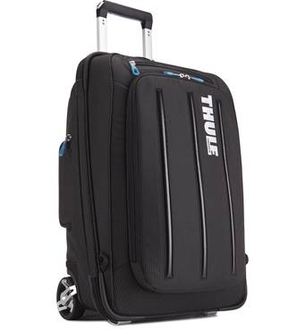 Дорожня сумка на колесах thule crossover — два в одному!