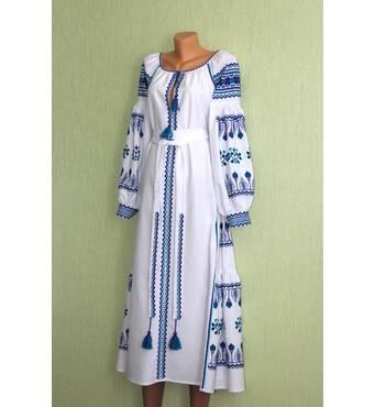 Изысканные платья вишиванки купить Киев