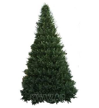Приобретите большую каркасную литую уличную елку