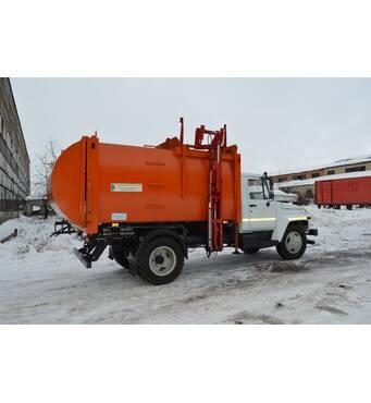 Купити новий сміттєвоз в Україні!