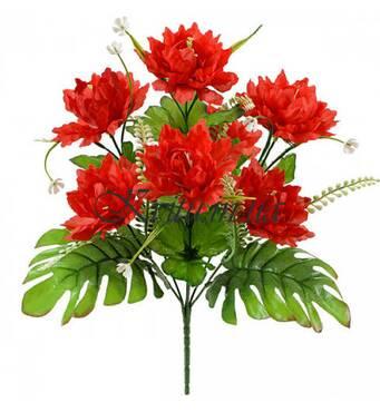 """Заказать искусственные цветы оптом предлагаем в компании """"Магазин искусственных цветов""""."""