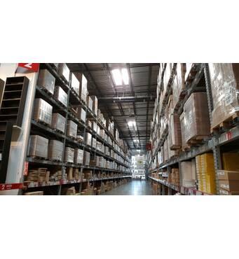 Обробка складських приміщень за доступною ціною від Крес!