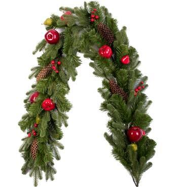 Декорована новорічна гірлянда знову в наявності