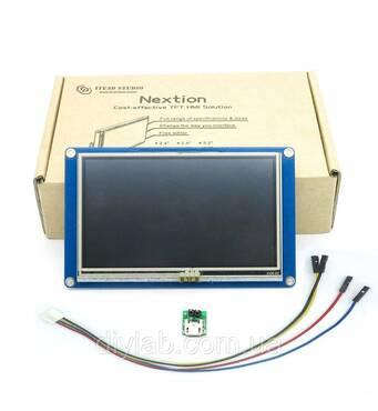Nextion дисплей замовляйте оптом чи вроздріб у DIYLab!