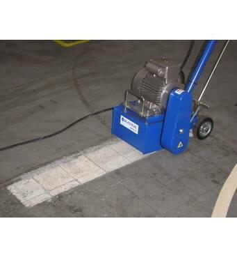 Професійне фрезерування підлоги в промислових підприємствах від Sunfloor
