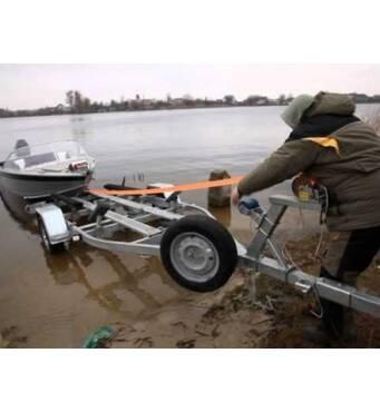 Предлагаем приобрести прицеп для лодки Ser Buster