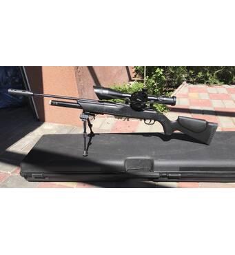 Продам пневматическую винтовку WALTER 1250 Dominator c насосом