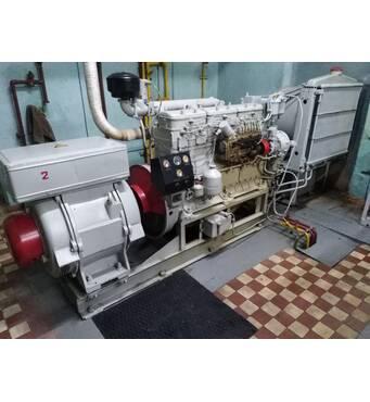 Мощный дизельный генератор купить